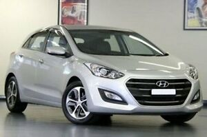 2016 Hyundai i30 GD4 Series II MY17 Active X DCT Platinum Silver 7 Speed Yeerongpilly Brisbane South West Preview