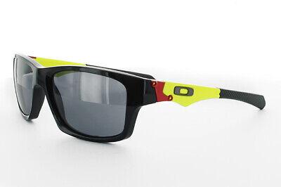 Oakley TROY LEE JUPITER SQUARED Sunglasses OO9135-26 Polished Black W/ Grey (Jupiter Grey)