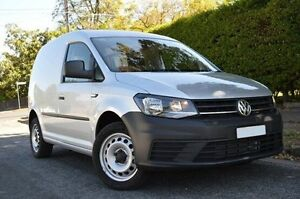 2016 Volkswagen Caddy 2KN MY16 TSI220 Maxi DSG Silver 7 Speed Sports Automatic Dual Clutch Van Thorngate Prospect Area Preview
