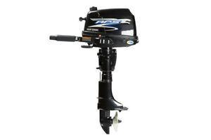 """APS 5 hp outboard, 4 stroke, 20"""" long shaft, 6 years old approx"""