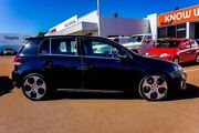 2012 Volkswagen Golf VI MY12.5 GTI DSG Black 6 Speed Sports Automatic Dual Clutch Hatchback Balcatta Stirling Area Preview