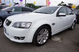 2013 Holden Commodore VE II MY12.5 Z Series Heron White 6 Speed Sports Automatic Sedan Dandenong Greater Dandenong Preview