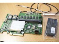Dell K883J PERC H700 512mb SAS RAID Controller Used