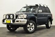 2004 Nissan Patrol GU IV MY05 ST Blue 4 Speed Automatic Wagon Thornlie Gosnells Area Preview