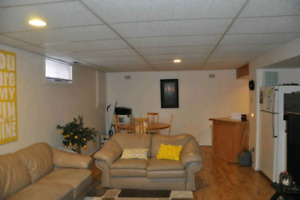 West Side Renovated Large lower 2 bedroom Suite, Sep 1st