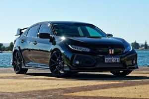 2017 Honda Civic 10th Gen Type R Black Manual Hatchback