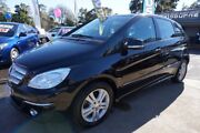 2009 Mercedes-Benz B200 W245 MY09 Night Black 7 Speed Constant Variable Hatchback Dandenong Greater Dandenong Preview