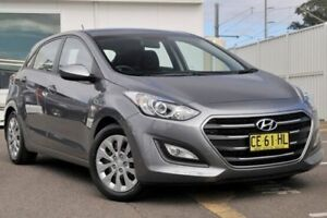 2015 Hyundai i30 GD3 Series II MY16 Active Grey 6 Speed Sports Automatic Hatchback Gosford Gosford Area Preview