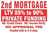 Plan B Mortgages! When bank say no we say YES! 2.05% 5yr!!
