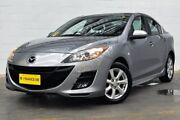 2009 Mazda 3 BL10F1 Maxx Activematic Sport Silver 5 Speed Sports Automatic Sedan Thornlie Gosnells Area Preview