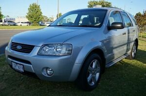 2006 Ford Territory SY TS AWD Lightning Strike 6 Speed Sports Automatic Wagon Dandenong Greater Dandenong Preview