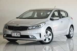 2016 Kia Cerato YD MY17 S Silver 6 Speed Sports Automatic Hatchback Southport Gold Coast City Preview