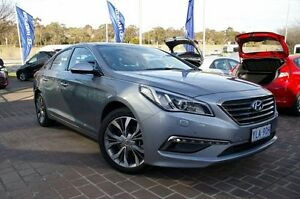 2015 Hyundai Sonata LF MY16 Premium Polished Metal 6 Speed Sports Automatic Sedan Pearce Woden Valley Preview