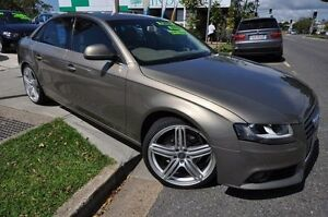 2009 Audi A4 B8 8K S Line Bronze Constant Variable Sedan Margate Redcliffe Area Preview