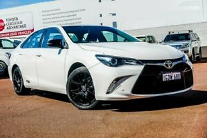 2016 Toyota Camry ASV50R RZ White 6 Speed Sports Automatic Sedan Balcatta Stirling Area Preview
