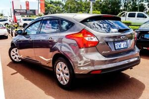 2014 Ford Focus LW MKII Ambiente PwrShift Grey 6 Speed Sports Automatic Dual Clutch Hatchback