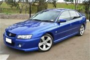 2005 Holden Commodore VZ SV6 Blue 5 Speed Sports Automatic Sedan Minchinbury Blacktown Area Preview