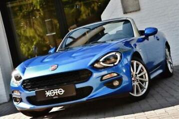fiat 124 spider 1.4 lusso ***belgian car / 1hd. / ...