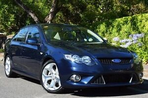 2011 Ford Falcon FG XR6 Limited Edition Blue 6 Speed Sports Automatic Sedan Thorngate Prospect Area Preview