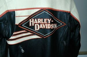 Ladies Leather Harley Davidson Riding Jacket One Of A Kind! London Ontario image 2