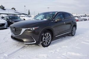 2018 Mazda CX-9 AWD GT Navigation, 3rd Row, Leather Heated Seats