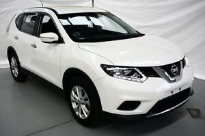 2015 Nissan X-Trail T32 ST X-tronic 4WD White 7 Speed Constant Variable Wagon Maryville Newcastle Area Preview