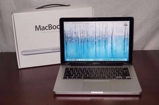 """CHEAP Macbook Pro 13"""" 2.4GHz 4GB 8GB RAM, 500gb HD,Office 2016, Logic Pro, FCP, Adobe CS6in Tooting, LondonGumtree - Hi, If this advert is live this is still for sale, if you cant reach me over the phone send me a text and Ill reply.  if youre upgrading I can accept part exchange for your old mac if that might be of interest, any model considered new/used..."""