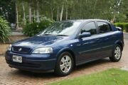 2002 Holden Astra TS CD Blue Pearl 5 Speed Manual Hatchback Blair Athol Port Adelaide Area Preview