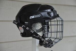 Hockey helmets - cages