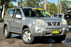 2006 Nissan X-Trail T30 II ST Silver 4 Speed Automatic Wagon North Gosford Gosford Area Preview