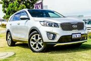 2017 Kia Sorento UM MY17 Platinum AWD Silver 6 Speed Sports Automatic Wagon Wangara Wanneroo Area Preview