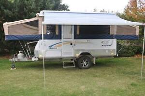 Jayco 2010 Swan Outback Kyabram Campaspe Area Preview