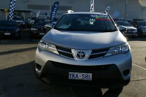 2014 Toyota RAV4 ASA44R MY14 GX AWD Silver 6 Speed Sports Automatic Wagon Pearce Woden Valley Preview