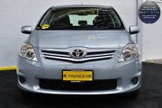 2010 Toyota Corolla ZRE152R MY10 Ascent Blue 4 Speed Automatic Hatchback Canning Vale Canning Area Preview