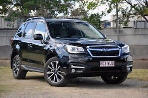 2016 Subaru Forester Black Constant Variable Wagon Earlville Cairns City Preview