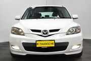2007 Mazda 3 BK1032 SP23 White 6 Speed Manual Hatchback Edgewater Joondalup Area Preview