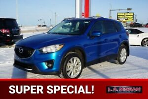 2014 Mazda CX-5 GT ALL WHEEL DRIVE Navigation (GPS),  Leather,