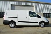 2012 Fiat Scudo Low Roof LWB White 6 Speed Manual Van Ashmore Gold Coast City Preview