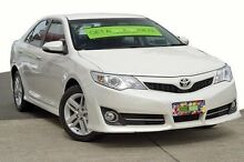 2014 Toyota Camry ASV50R Atara S White 6 Speed Sports Automatic Sedan Coolangatta Gold Coast South Preview