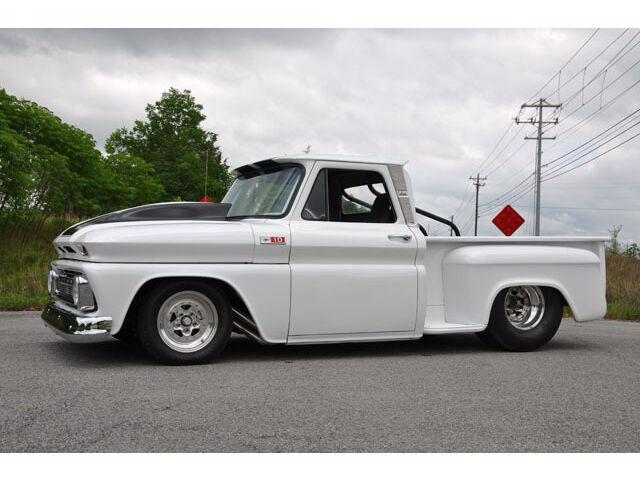 1965 Chevrolet C 10 Pro Street Drag Race Truck Pickup