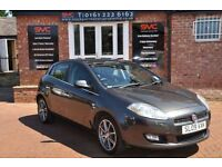 FIAT BRAVO 1.6 MULTIJET DYNAMIC ECO 5d 105 BHP (grey) 2009