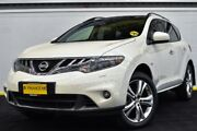 2015 Nissan Murano Z51 Series 4 MY14 TI White 6 Speed Constant Variable Wagon Canning Vale Canning Area Preview