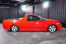 2003 Holden Special Vehicles Maloo Y R8 Red 4 Speed Automatic Utility Wangara Wanneroo Area Preview