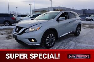 2017 Nissan Murano SV ALL WHEEL DRIVE Accident Free,  Navigation