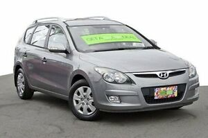 2011 Hyundai i30 FD MY11 SX cw Wagon Grey 4 Speed Automatic Wagon Coolangatta Gold Coast South Preview