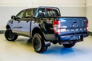 2015 Ford Ranger PX MkII XLS Double Cab Grey 6 Speed Sports Automatic Utility Wangara Wanneroo Area Preview