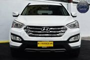 2014 Hyundai Santa Fe DM MY14 Elite White 6 Speed Sports Automatic Wagon Canning Vale Canning Area Preview