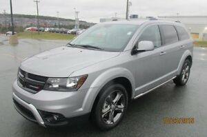 2015 Dodge Journey Crossroad