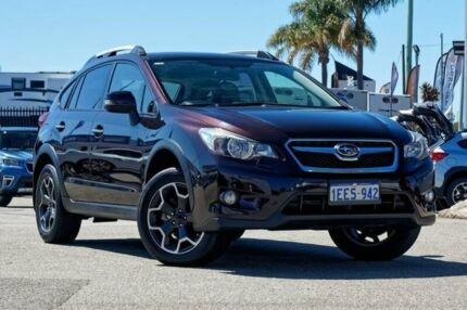 2013 Subaru XV G4X MY13 2.0i-S Lineartronic AWD Red 6 Speed Constant Variable Wagon Greenfields Mandurah Area Preview