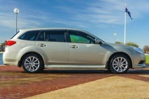 2010 Subaru Liberty B5 MY10 2.5i Lineartronic AWD Premium Gold 6 Speed Constant Variable Wagon